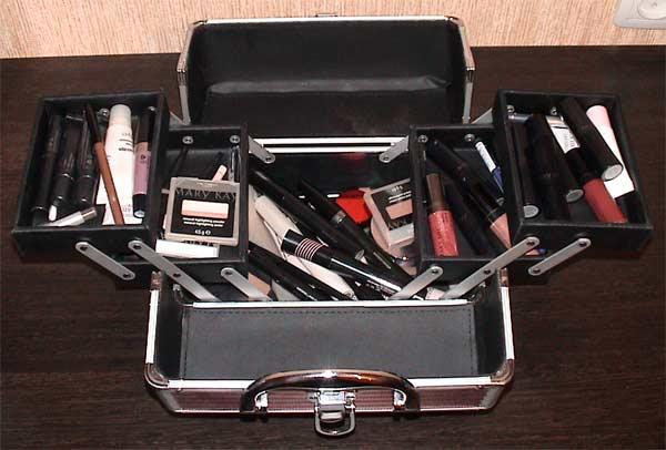 Кейсы мэри кэй для косметики купить фото 528-559